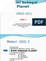 GDG 3 Planet Bumi