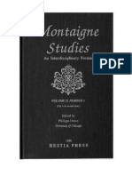 Montaigne Studies 2