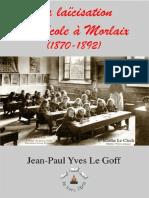 LAICISation école Morlaix-feuillet