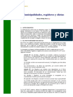 Sobre Municiios Licencias Regidores