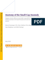 Anatomy of the Small-Cap Anomaly
