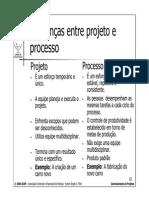 Diferencas Em Projeto e Processos