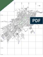 Plano Urbano de Cajamarca Model PDF