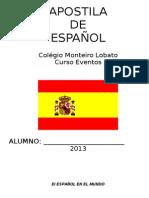 Apostila Curso Eventos Instrumental Monteiro Lobato