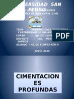 Cimentaciones CP