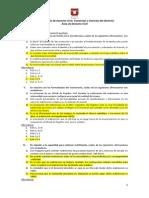 Pauta Primera Prueba Solemne Derecho Familia 2013