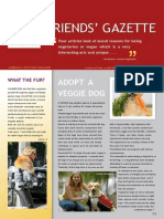 Friends' Gazette June/July 2015