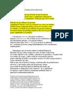 Fromm, Sobre La Salud y Patologia Social
