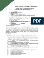 Syllabus ISM - TMAAL 8332