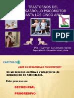2 Copia de Trastornos Del Desarrollo Psicomotor - Carmen - Copia