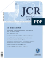 Journal of CyberTherapy and Rehabilitation, Volume 2, Issue 4, 2009