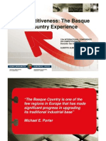 Competitiveness the Basque Experience AA_10 07 08_Slides En