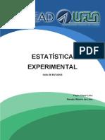 GUIA de ESTUDOS - Versão Em Revisão estatistica
