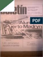 Boletín Interno TCI - Nº2, 30 de Marzo de 1980