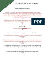 Steve e Lois Rabey - Lado a Lado - Um Manual de Discipulado .............................