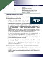 Resumen Informativo 23 2015