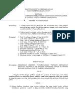Permen-ESDM-05P-1997 Ttg Kewajiban SKKP Platform
