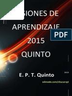 Sesiones 5° 2015 ept