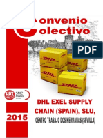 C.C. DHL Exel Supply Chain (Sevilla)