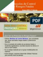 Protocolo de Control de Riesgos Fatales