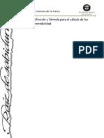 Investigar La Definición y Fórmula Para El Cálculo de Los Indicadores de Rentabilidad