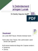 Luka,Presentasi PPDS Bedah m.jamil