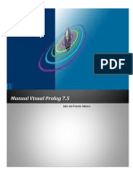 Manual Visual Prolog 7.5