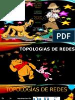 PowerPoint de topologias de redes