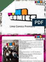 Lima Comics Premiere