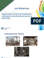 Subestaciones modernas