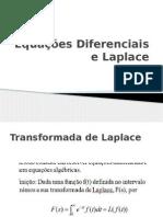 Equações Diferenciais e Laplace
