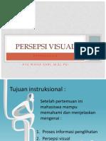 Sesi 4 - Indera Penglihatan