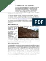 Impacto Ambiental de Vías Terrestres