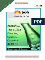 12th Cbse Chemistry Book Pdf
