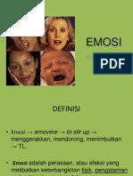 Sesi 12-14 - Emosi
