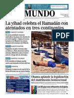 Periódico español