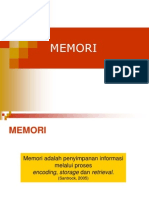 Kuliah 8 - Memory