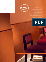 NMC WALLSTYL-Wallpanels Brochure