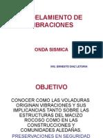 3. Odelamiento Ondas Sismicas 261009
