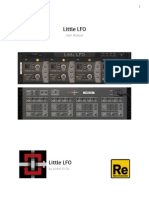 Little Lfo Manual