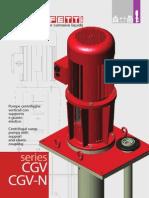 AFFETTI Pumps Series CGV-CGV-N