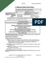 Isobutylene C4H8 Safety Data Sheet SDS P4614