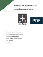 Monografia Interdisciplina