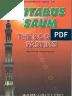 Kitabus Saum the Book Of Fasting.pdf
