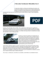 Utilizado Coches de Mercedes Facilmente Obtenibles En el reino unido