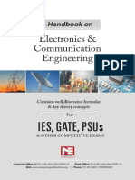 A Handbook on Electronics Engineering