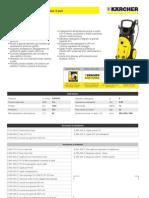 Idropulitrice Karcher HD 10-21 4 S