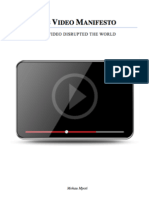 The Web Video Manifesto
