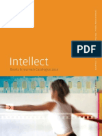 Intellect Product Catalogue 2010