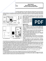 GEM-TRANS2 Installation Instructions